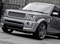Land Rover Discovery RS300 от A. Kahn Design