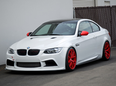 Очередной BMW M3 (E92) от European Auto Source