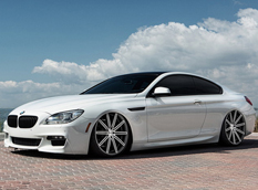 BMW 6-Series (F12) от Vossen Wheels