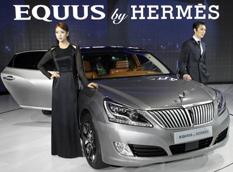 Hyundai анонсировал Equus Hermes Edition