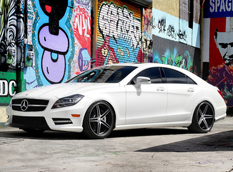 Mercedes-Benz CLS550 �� K3 Projekt Wheels