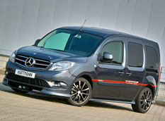 Mercedes-Benz Citan в тюнинге Hartmann