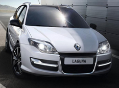 Компания Renault обновила модель Laguna