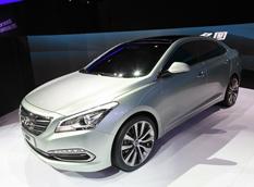 Hyundai анонсировал семейный седан Mistra Concept