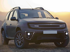 ��������� Renault Duster � ���������� DC Design