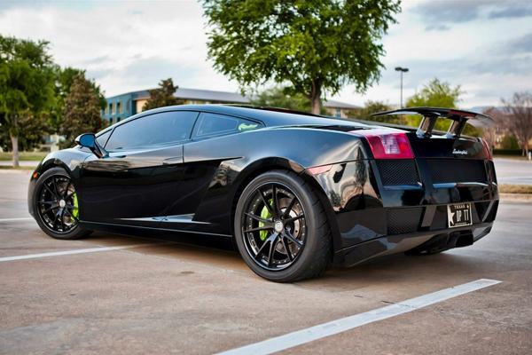 Lamborghini Gallardo LP1200 от Dallas Performance