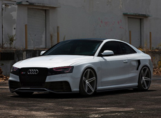 Audi RS5 Coupe � ������� OSS Designs � Vossen