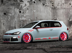 VW Golf VII �� Low-Car-Scene � BlackBox-Richter