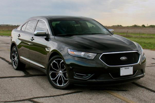Ford Taurus SHO от Hennessey Performance