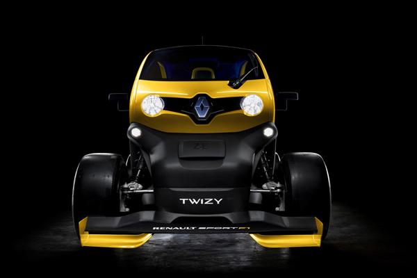 Twizy Renault Sport F1 - новый концепт от Renault