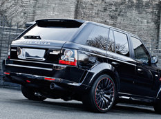 Range Rover RS600 Cosworth �� A. Kahn Design