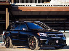 Mercedes-Benz ML63 AMG от SR Auto Group