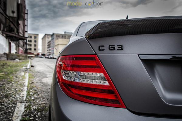 Mercedes-Benz C63 AMG от Eurotech Motorsports