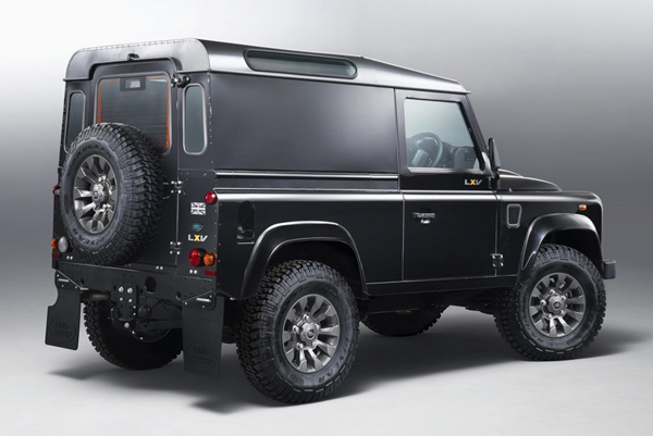 Land Rover Defender LXV Special Edition