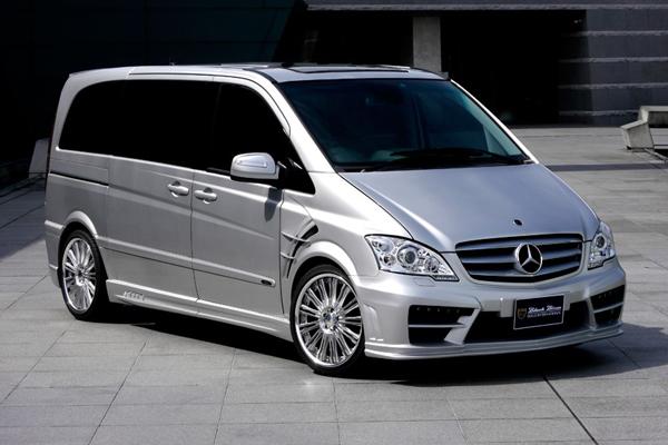 Mercedes-Benz Viano в тюнинге Wald International