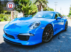 Porsche 911 Carrera S от SS Customs и HRE Wheels