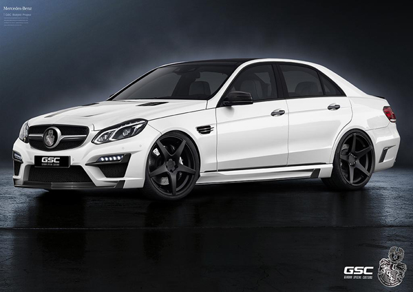 Mercedes E-Class 2014 от German Special Customs » Автомобили и тюнинг