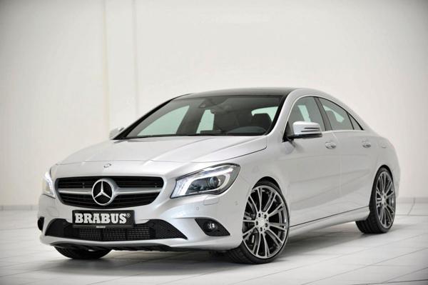 Mercedes-Benz CLA в исполнении Brabus