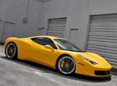 Ferrari 458 Italia от Wheels Boutique