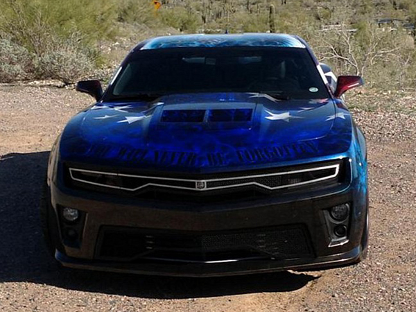 Chevrolet Camaro ZL1 «Freedom Fighter»