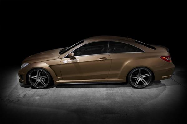 Mercedes-Benz E-Class Coupe в обвесе Prior Design