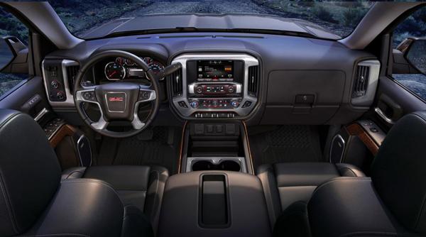 GMC Sierra 2014 получил новый 4,3-литровый мотор