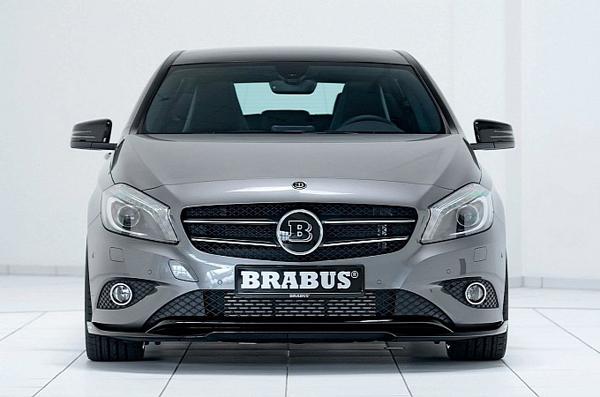 Brabus доработал Mercedes-Benz A220 CDI