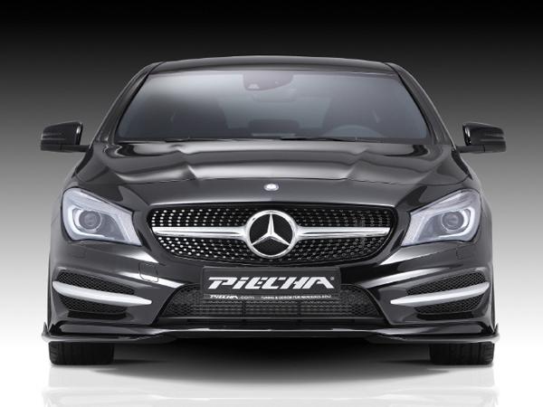 Mercedes-Benz CLA GT-R от Piecha Design