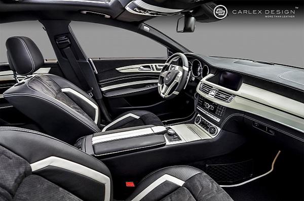 Mercedes-Benz CLS Brabus от Carlex Design