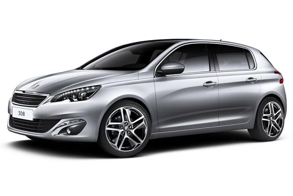 Peugeot 308 2014 - первые официальные сведения