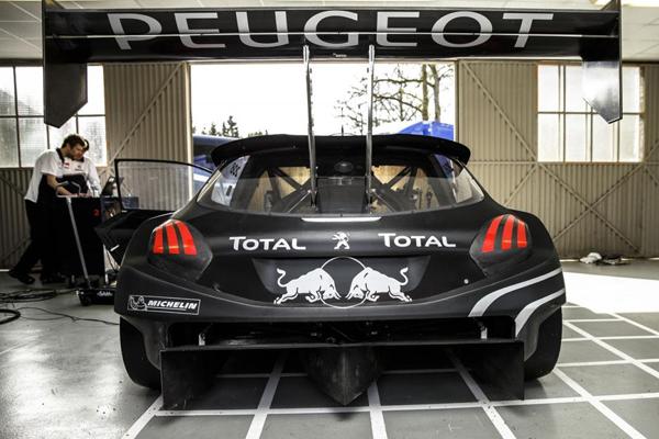 Peugeot анонсировал 208 T16 Pikes Peak