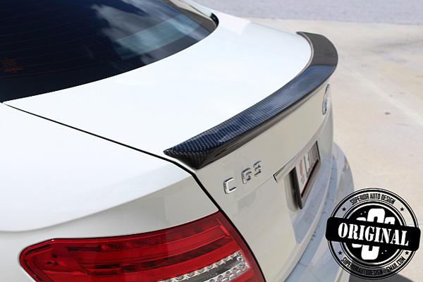 Mercedes C63 от Super Auto Design и Stresse Forged