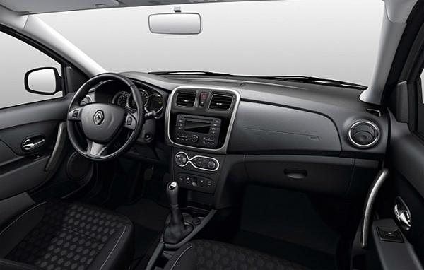 Renault Sandero и Sandero Stepway – первые фото