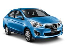 Mitsubishi представил компактный седан Attrage