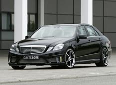 Carlsson разработал пакет C-Tronic CB для Mercedes