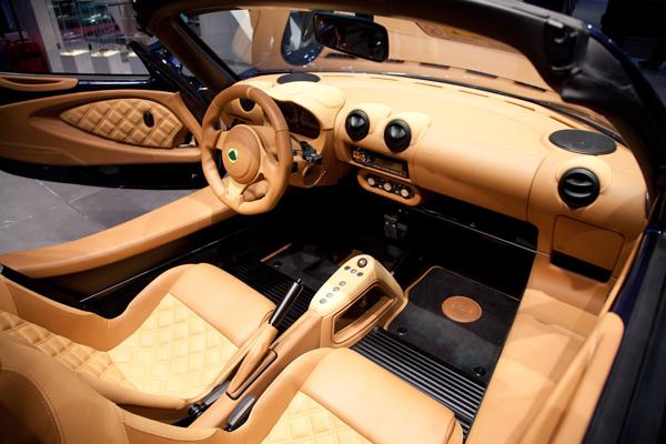 Lotus Exige S Roadster поступит в продажу летом