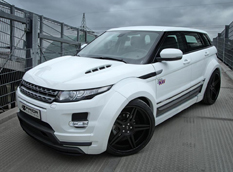 Range Rover Evoque � ������ Prior Design