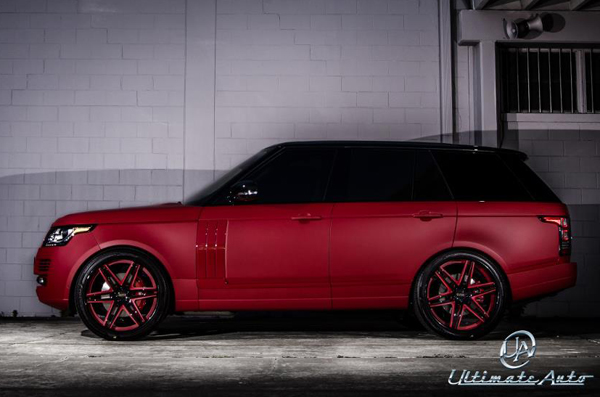 Range Rover Celebrity Auto Edition от Ultimate Auto
