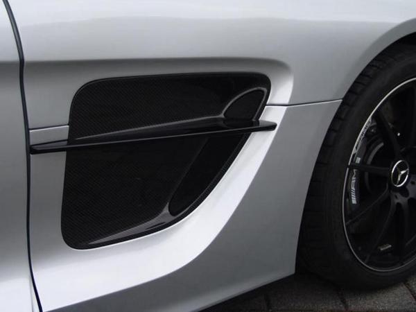 Mercedes SLS AMG Roadster в обвесе Inden Design