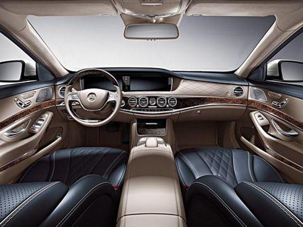 Mercedes выпустит спецверсию S-Class Edition 1
