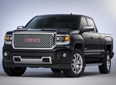 General Motors представил GMC Sierra 1500 Denali