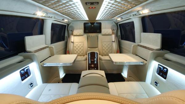 Mercedes-Benz Viano от Carisma Auto Design