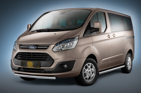 Ford Tourneo Custom от Cobra Technology & Lifestyle
