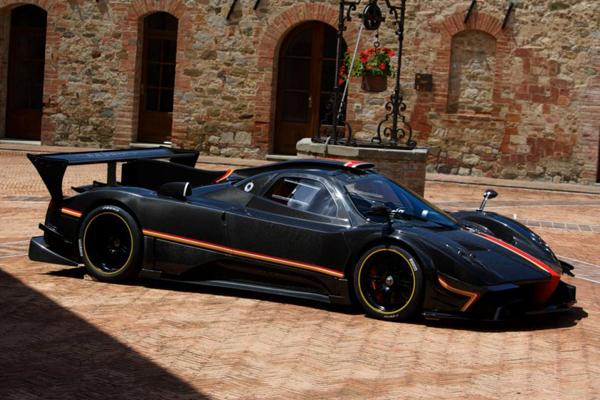 Pagani Zonda R Evolution Special Edition