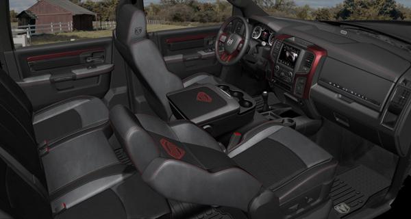 Chrysler показал уникальный Ram 1500 Power Wagon