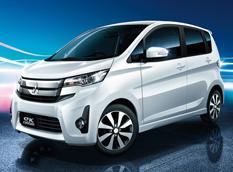 Mitsubishi представил новые eK Wagon и eK Custom