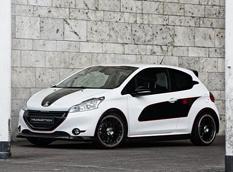 Musketier подготовил тюнинг-пакет для Peugeot 208
