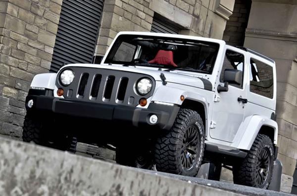 Jeep Wrangler Sahara CJ300 от A. Kahn Design