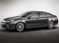 Acura анонсировала спецверсию TL Special Edition