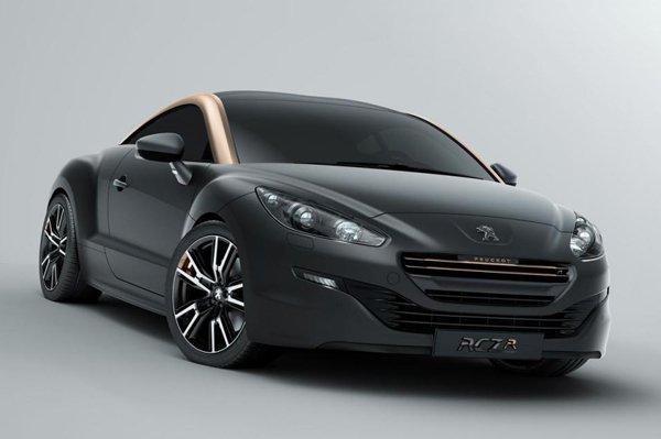 В Гудвуде покажут серийный Peugeot RCZ R